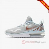 18SS新作 ナイキエアマックス フューリー 白金/青 AA5740-005 NIKE AIR MAX FURY Pure Platinum/Glacier Blue/Metallic Red Bronze レディース/WMNS
